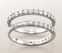 Half Eternity Ring(タイプ:MHE-2)