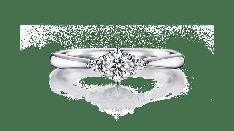 POLARIS(ポラリス)_アイプリモ 立川店の婚約指輪