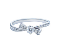【SE17】Ribbon ENGAGEMENT RING