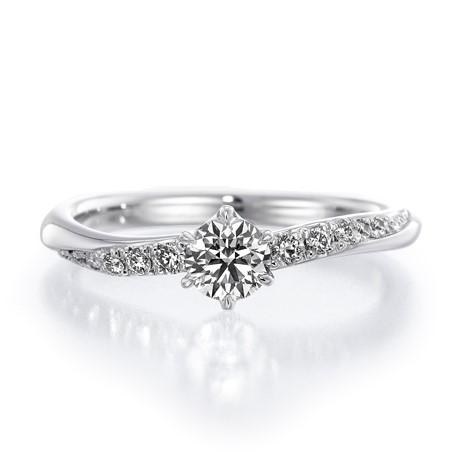 Starry(スターリー)_銀座ダイヤモンドシライシの婚約指輪