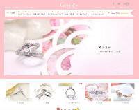Ginza Rim公式ホームページのキャプチャ画像
