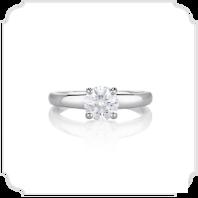 デビアスの指輪