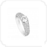 ピアジェの婚約指輪