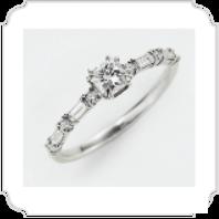 Vendome Aoyamaの指輪