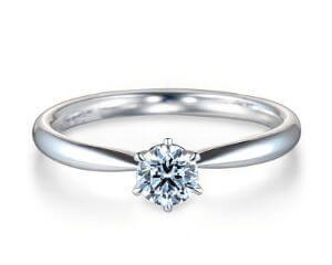 ガラOKACHIMACHIの婚約指輪