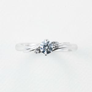 ジュエリーかまたの婚約指輪