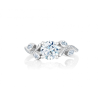 ADONIS ROSE SOLITAIRE RING