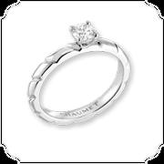 ショーメの婚約指輪
