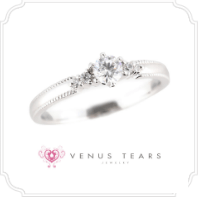 VENUS TEARSの指輪