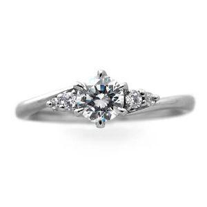 宝寿堂の婚約指輪
